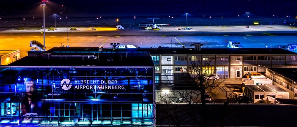 Letiště Norimberk (NUE)   © Samuel Ioannidis / Flickr.com