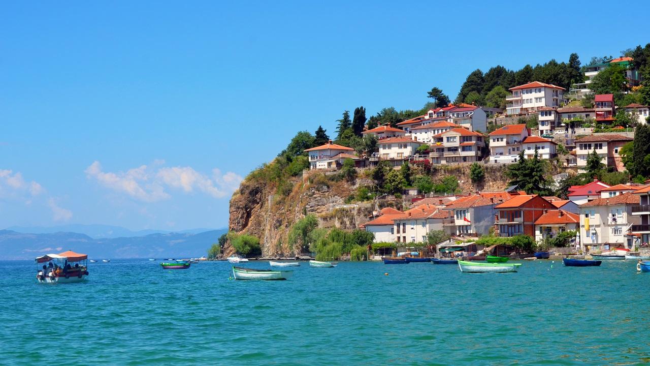 Letiště Ohrid (OHD)   © Dreamstime.com