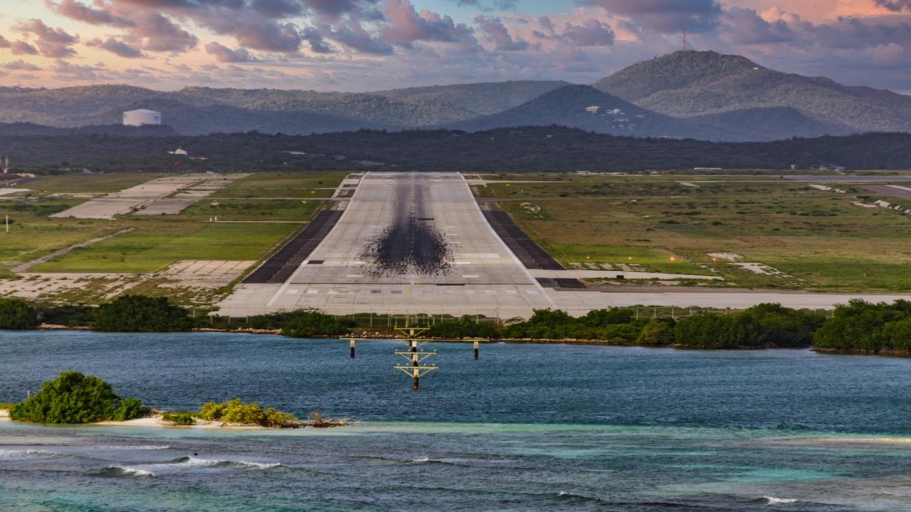 Letiště Oranjestad (AUA) | © Darryl Brooks | Dreamstime.com