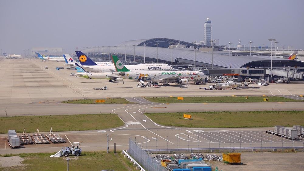 Letiště Ósaka Kansai (KIX) | © Pixabay.com