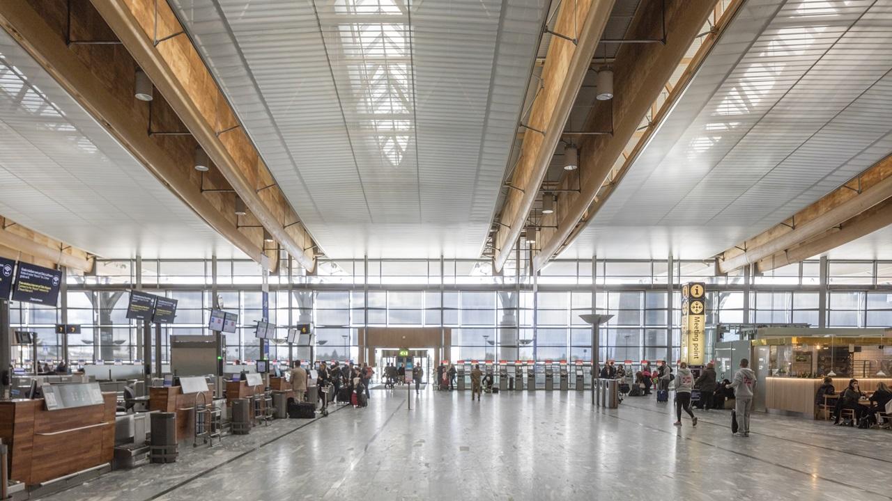 Letiště Oslo Rygge (RYG) | © Coralimages2020 | Dreamstime.com