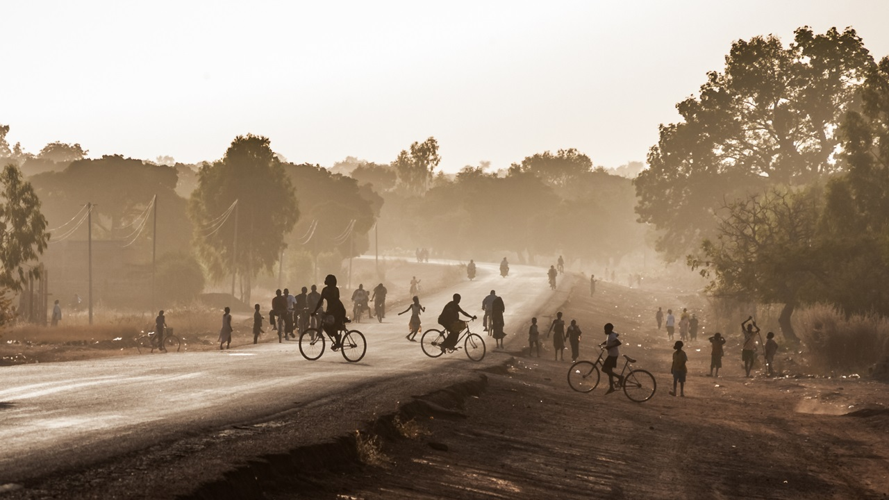 Letiště Ouagadougou (OUA) | © Matthieuclouis | Dreamstime.com