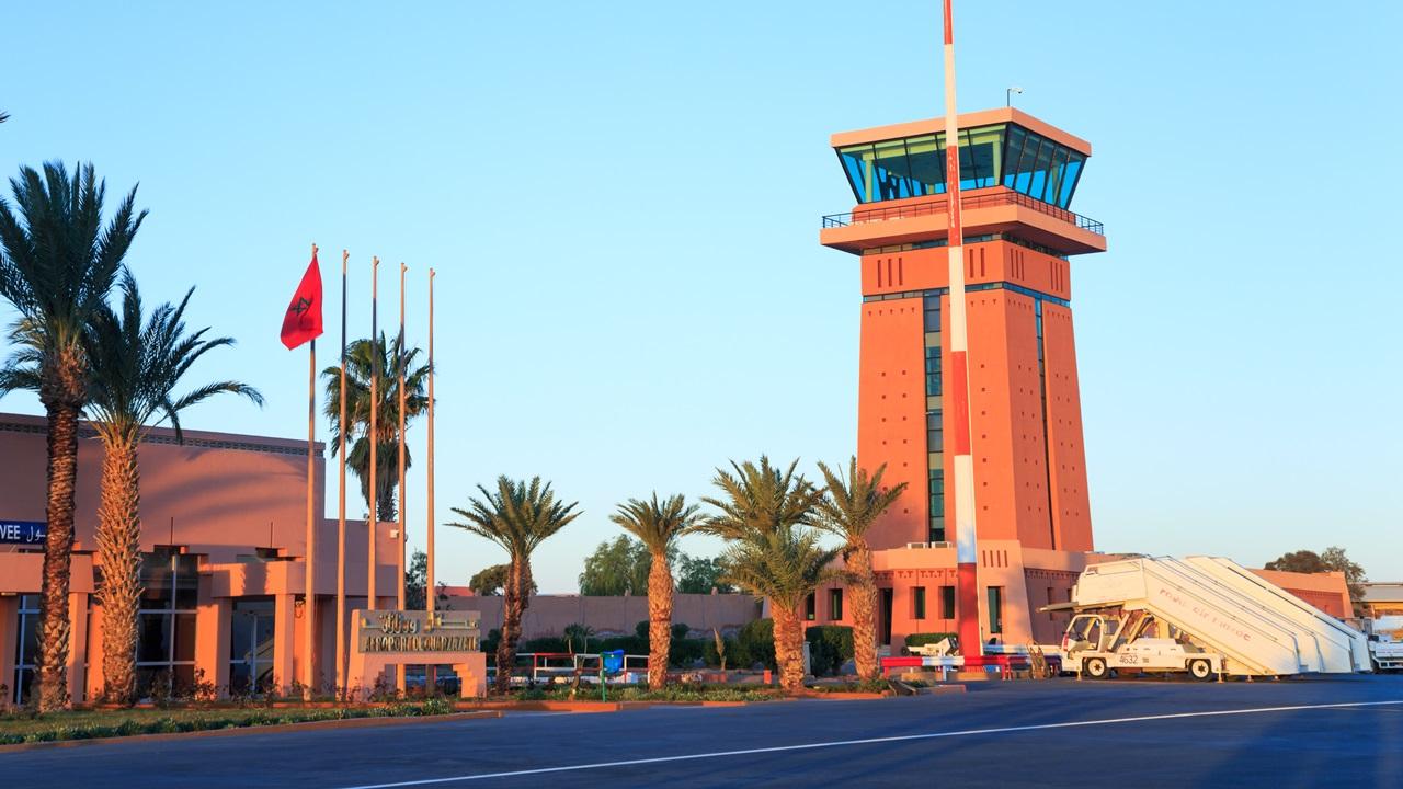 Letiště Ouarzazate (OZZ)   © Pixinoo   Dreamstime.com