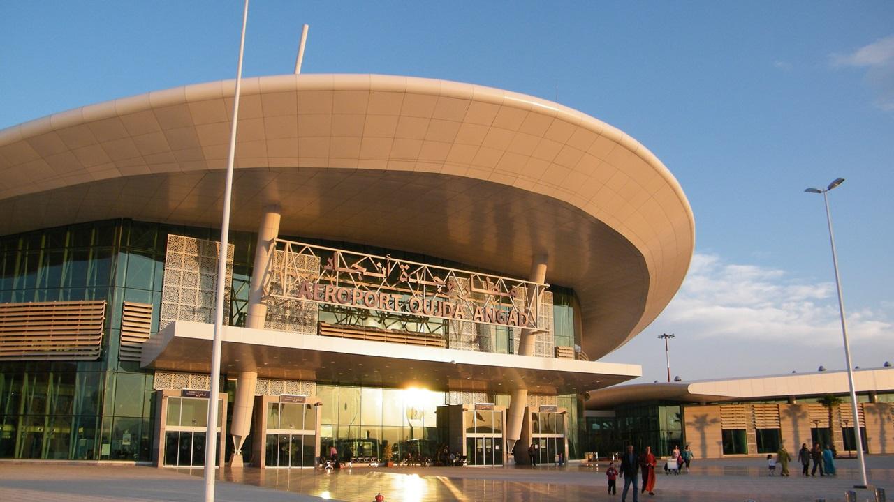 Letiště Oujda (OUD) | © Naetoo | Dreamstime.com