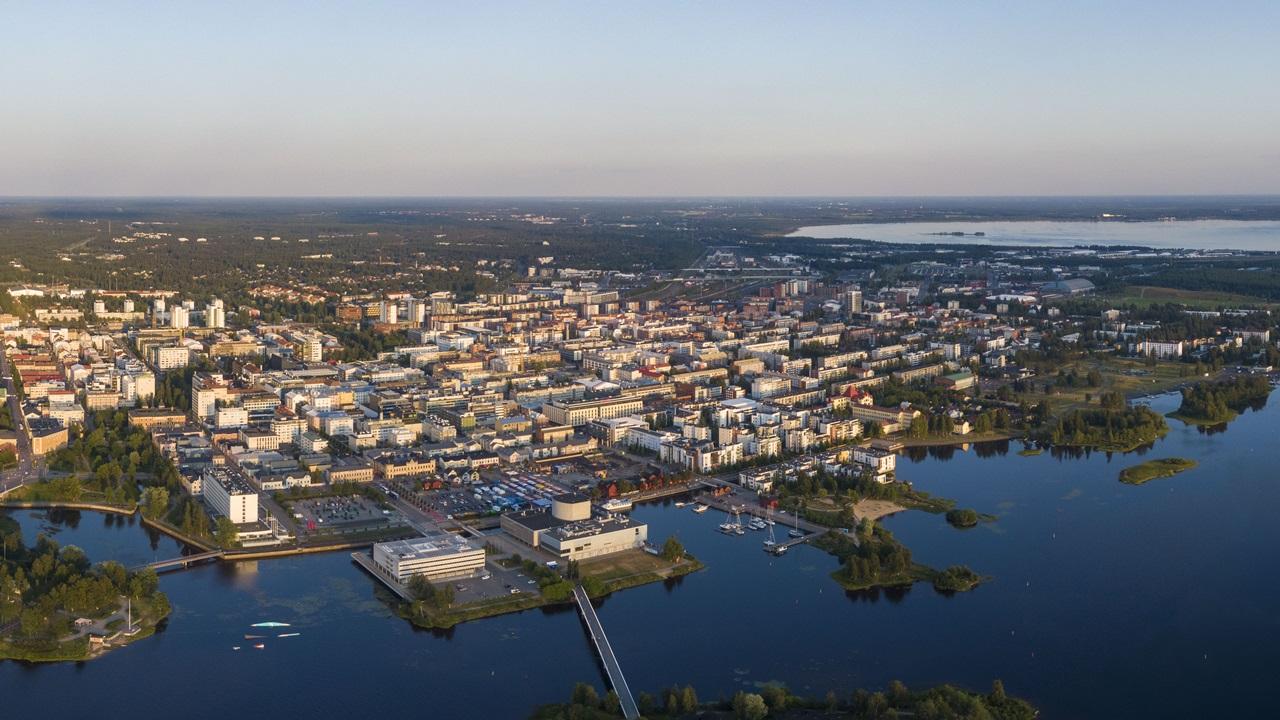 Letiště Oulu (OUL) | © Biathlonua | Dreamstime.com