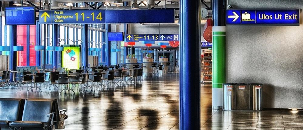 Letiště Oulu (OUL) | © Pixabay.com