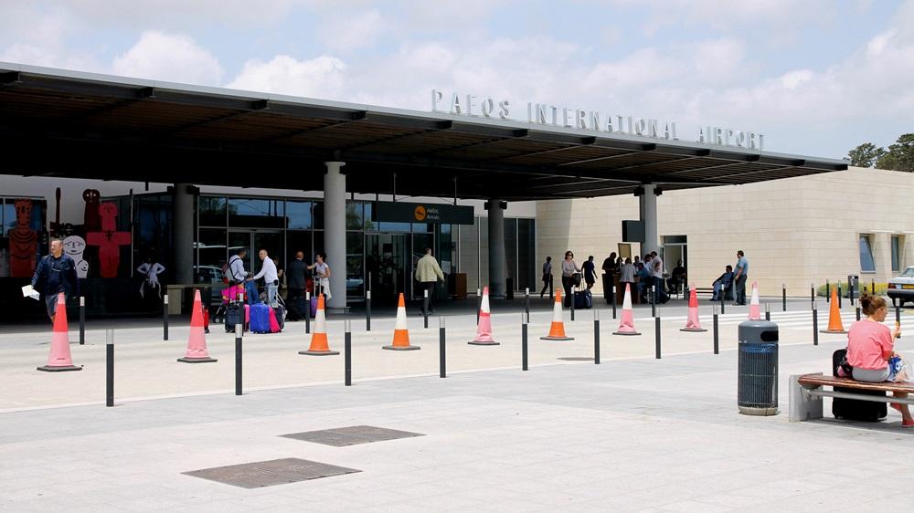 Letiště Pafos (PFO)   © Luis2007 - Dreamstime.com