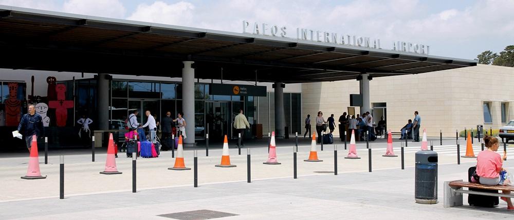 Letiště Pafos (PFO) | © Luis2007 - Dreamstime.com