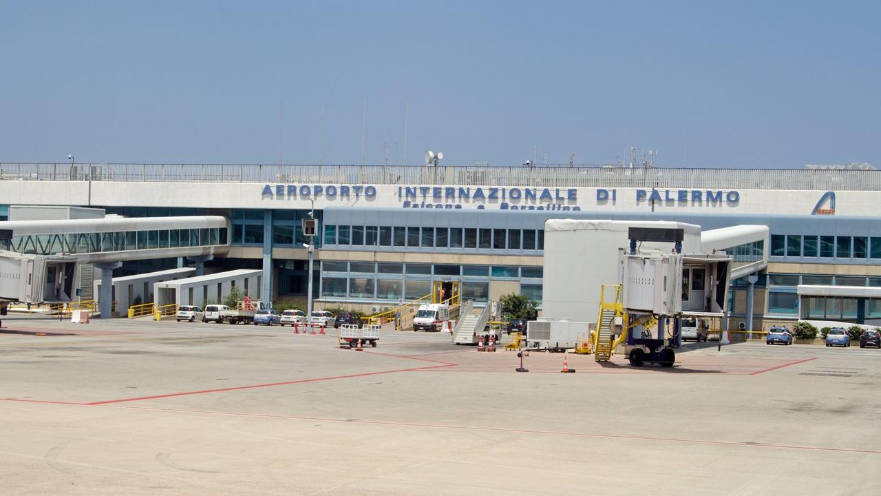Letiště Palermo (PMO)   © Amanda Lewis   Dreamstime.com