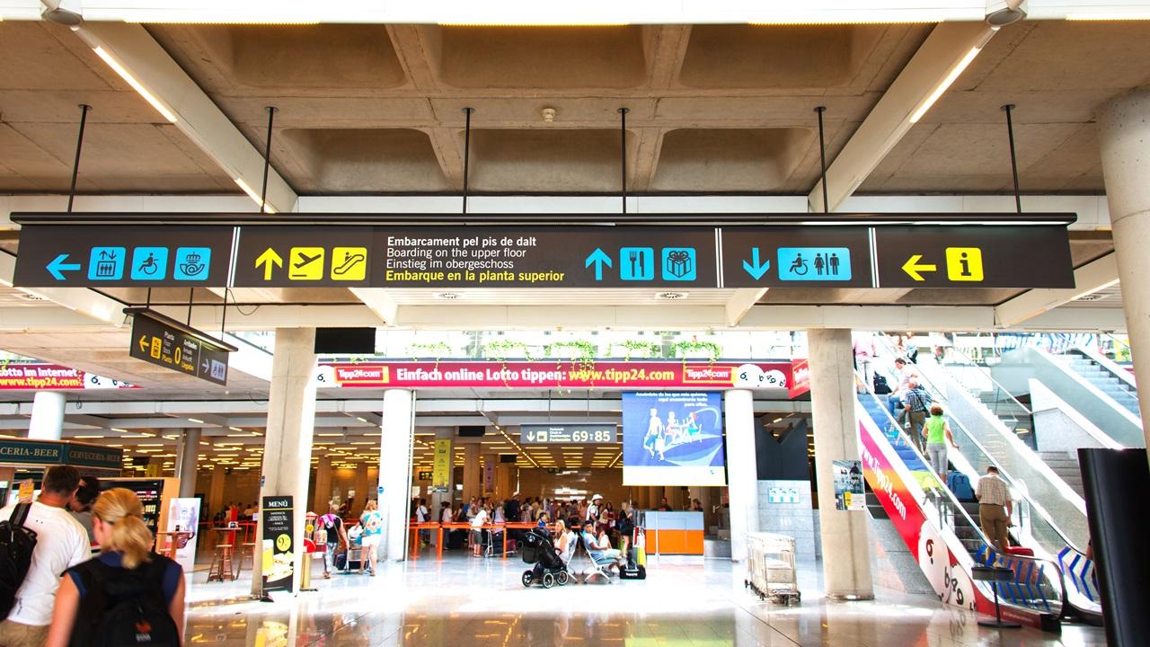 Letiště Palma De Mallorca (PMI) | © Nanisimova | Dreamstime.com