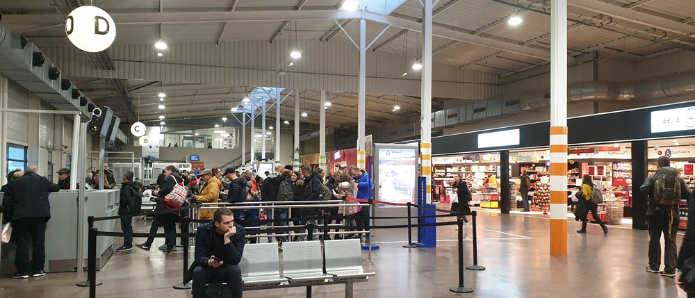Letiště Paříž Beauvais (BVA) | © Petr Novák