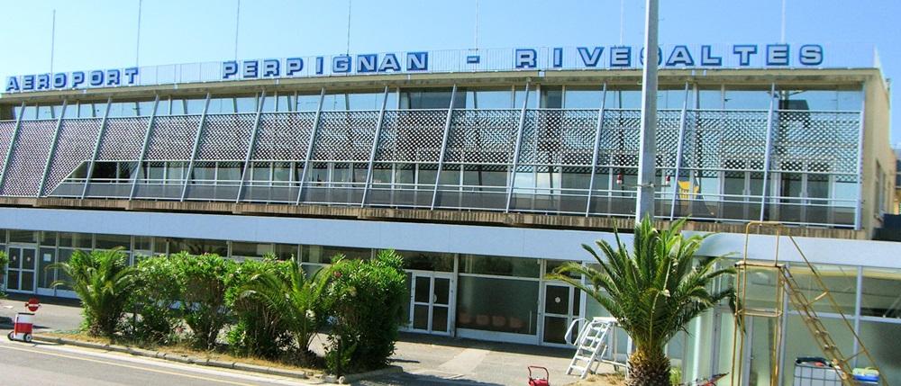 Letiště Perpignan (PGF) | © Jekaterina Sahmanova | Dreamstime.com