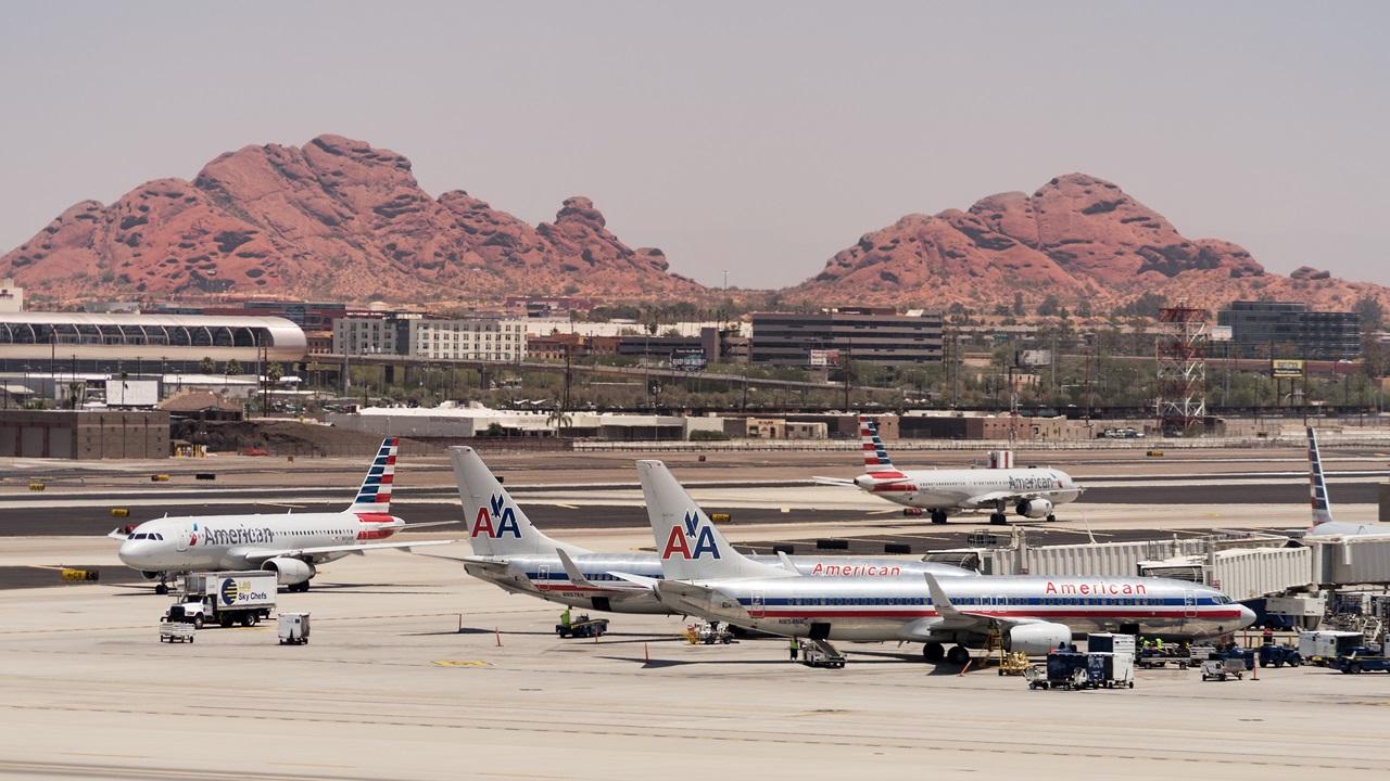 Letiště Phoenix (PHX) | © Phartisan | Dreamstime.com