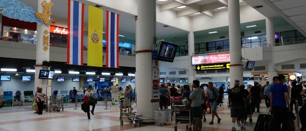 Letiště Phuket (HKT) | © Chung Lun Chiang / Flickr.com