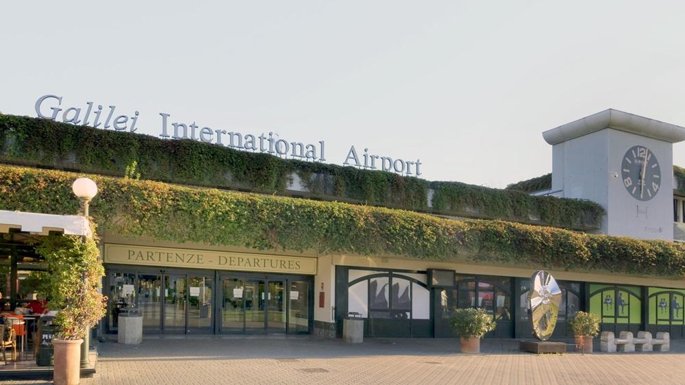 Letiště Pisa (PSA) | © Robert Paul Van Beets - Dreamstime.com