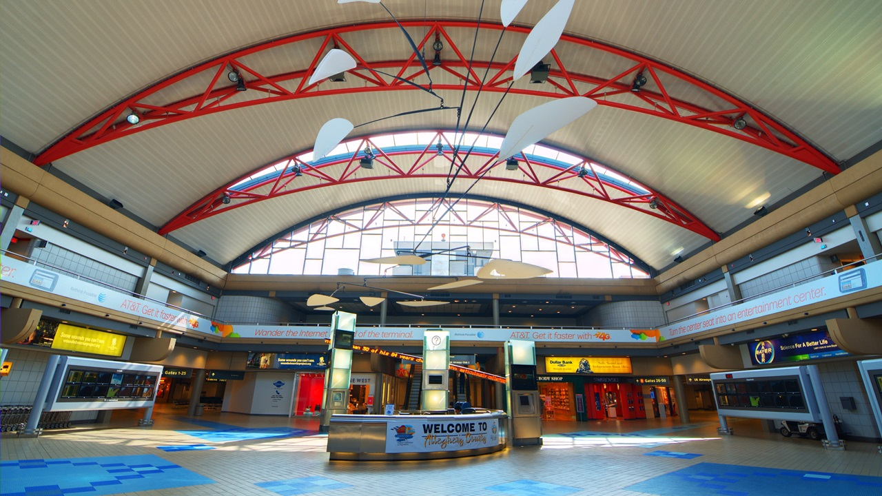 Letiště Pittsburgh (PIT) | © Sean Pavone | Dreamstime.com