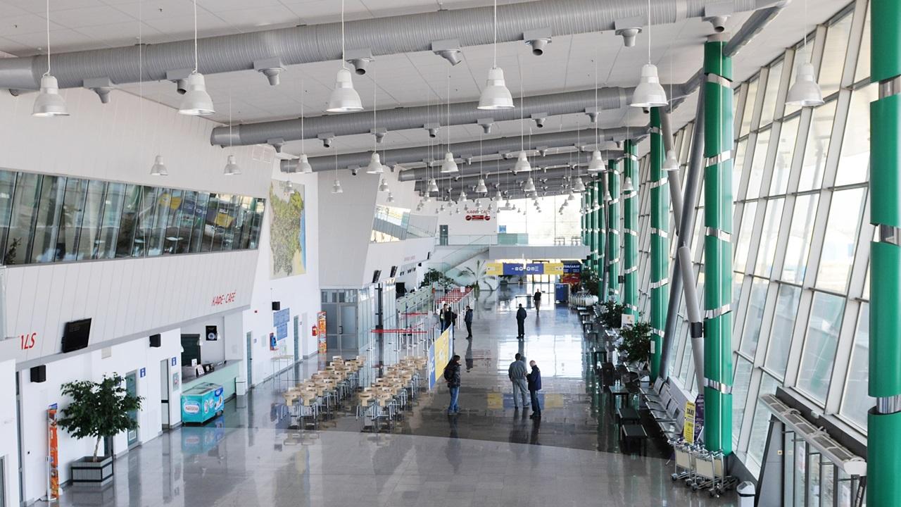 Letiště Plovdiv (PDV) | © Peter Lovás | Dreamstime.com