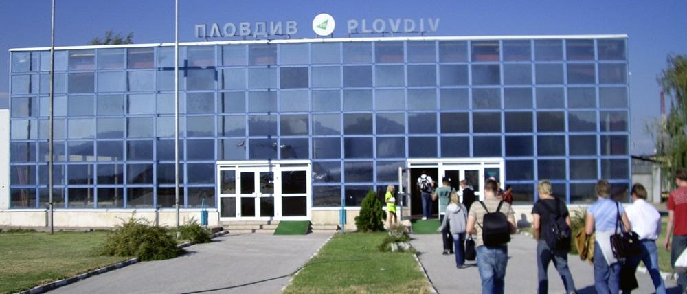 Letiště Plovdiv (PDV) | © Christian Rasmussen / Flickr.com