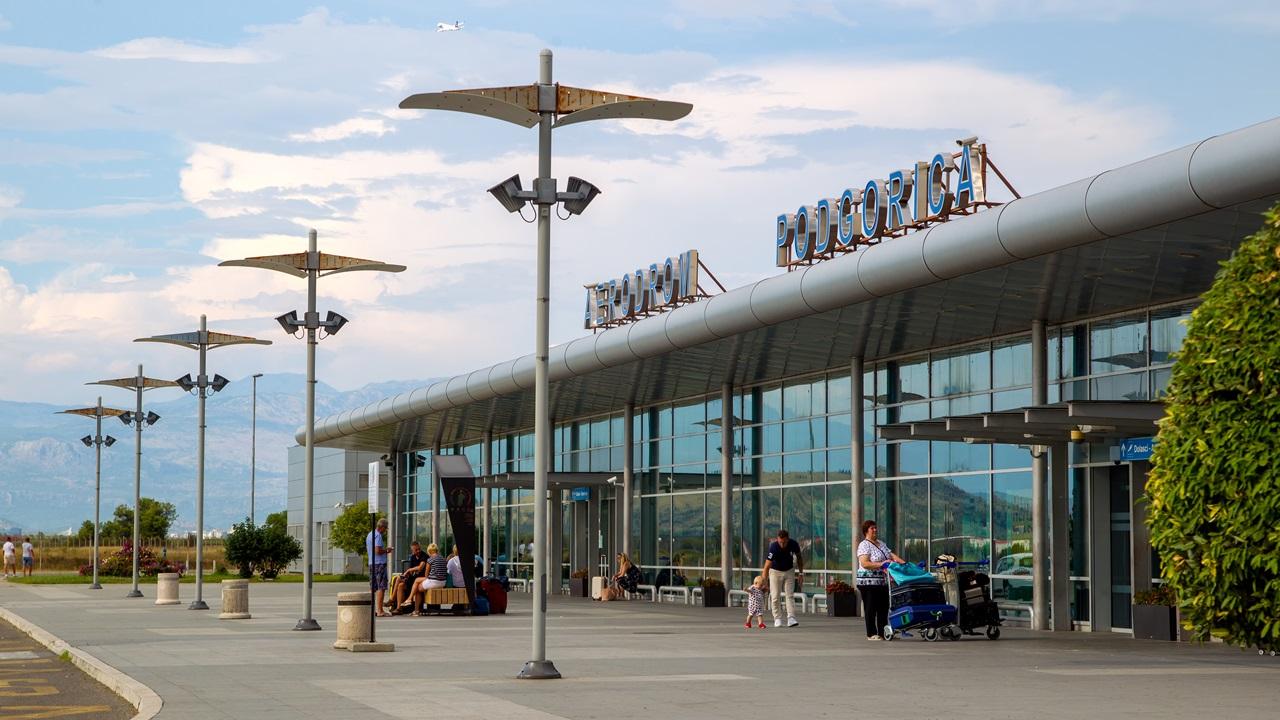 Letiště Podgorica (TGD) | © Andreirybachuk | Dreamstime.com