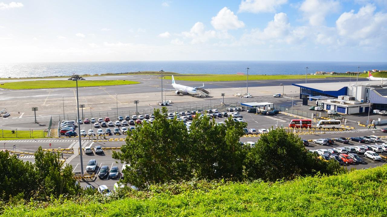 Letiště Ponta Delgada (PDL) | © Petr Pohudka | Dreamstime.com