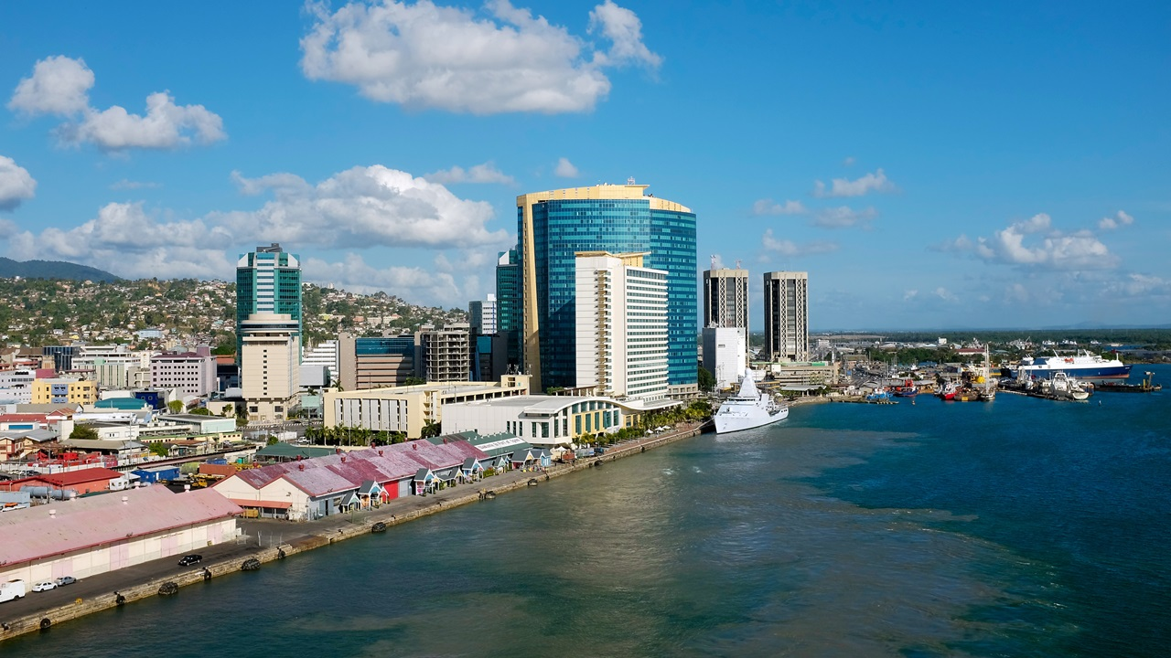 Letiště Port of Spain (POS) | © Lidian Neeleman | Dreamstime.com