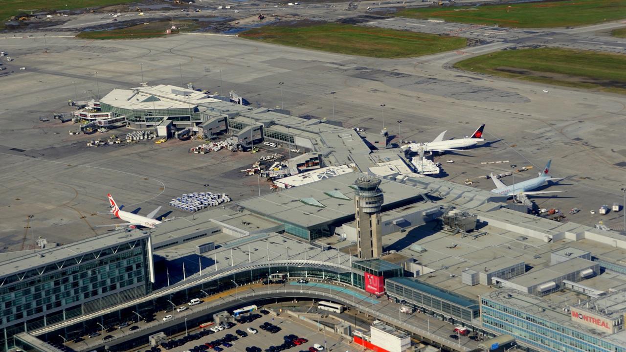 Letiště Quebec (YQB) | © Khairil Junos | Dreamstime.com