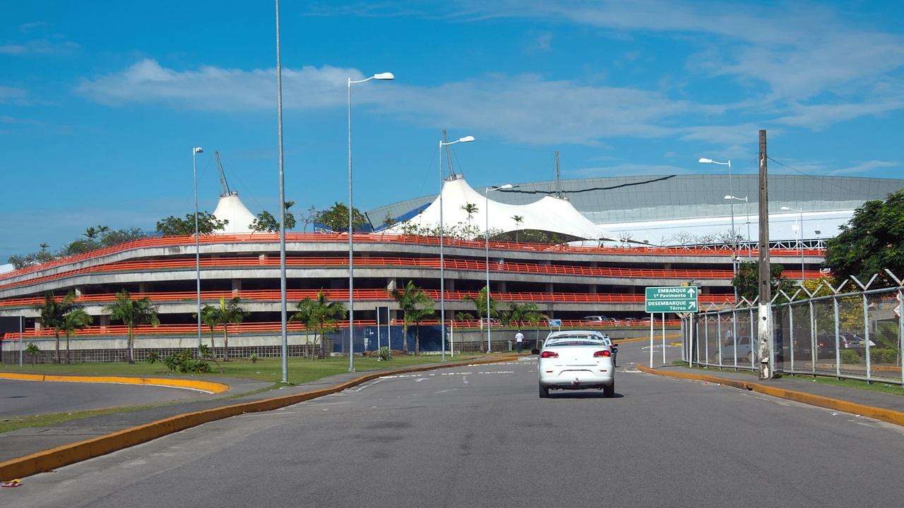 Letiště Recife (REC)   © Todd Lipsky   Dreamstime.com