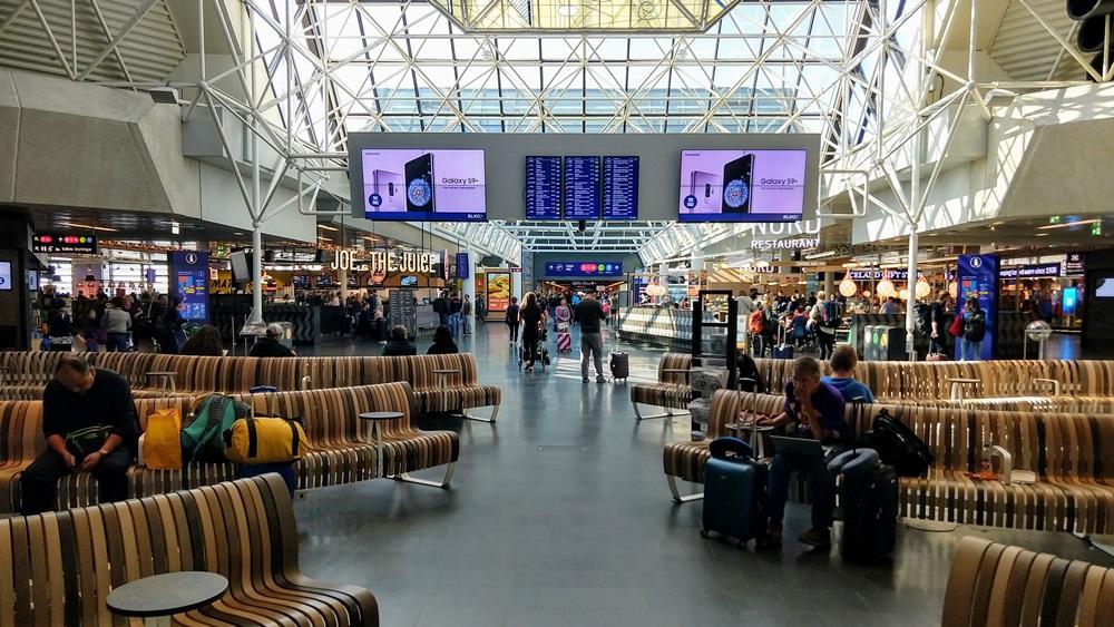 Letiště Reykjavík Keflavik (KEF) | © Noamfein - Dreamstime.com