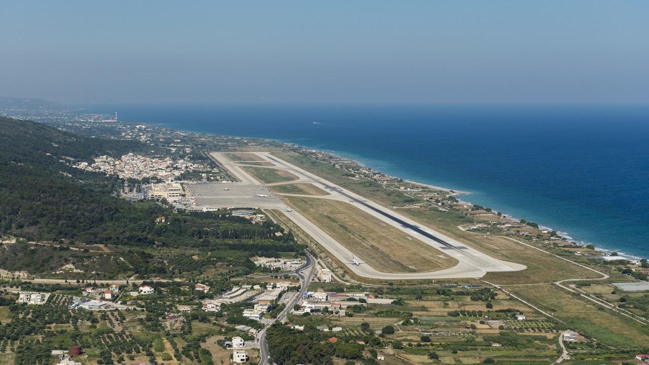 Letiště Rhodos (RHO) | © Henrimartin | Dreamstime.com