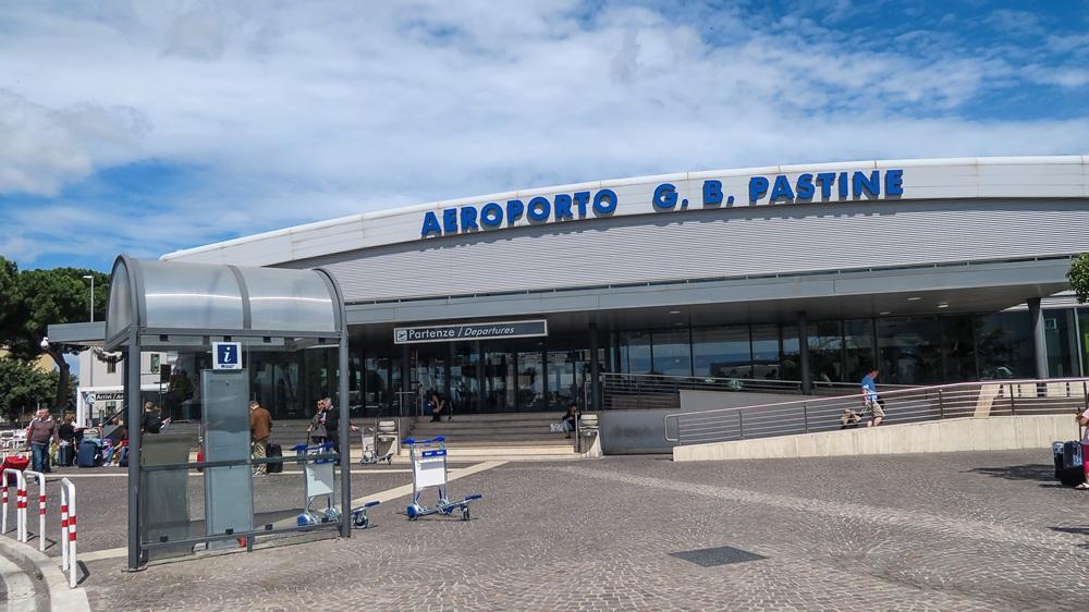 Letiště Řím Ciampino (CIA) | © Bestravelvideo .com - Dreamstime.com