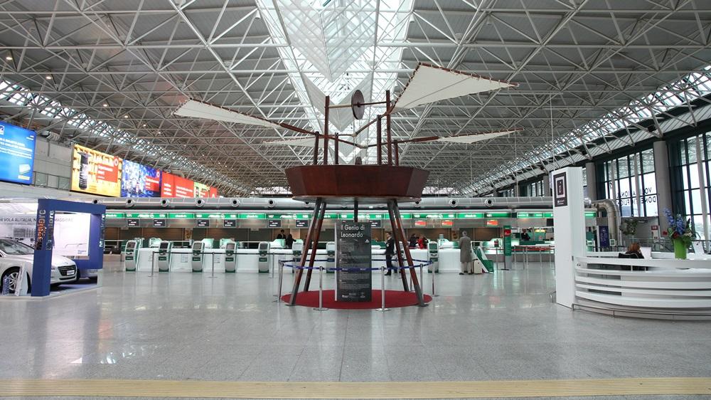 Letiště Řím Fiumicino (FCO) | © Tupungato | Dreamstime.com
