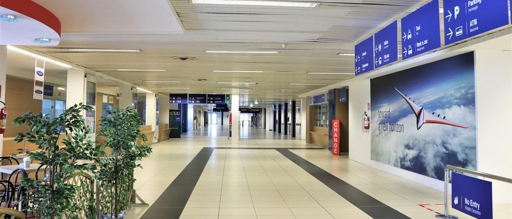 Letiště Rimini (RMI) | © Yannick Morelli - Dreamstime.com