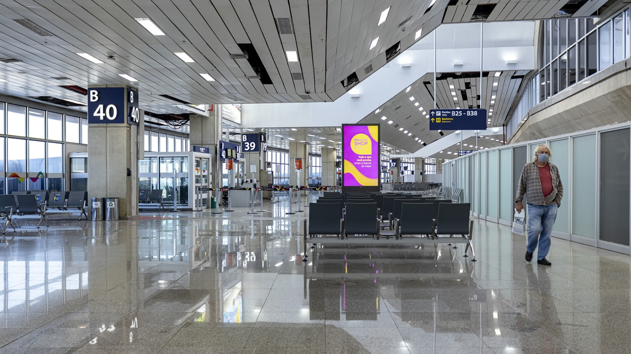 Letiště Rio de Janeiro (GIG)   © Wirestock   Dreamstime.com