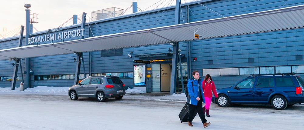 Letiště Rovaniemi (RVN) | © Erix2005 - Dreamstime.com