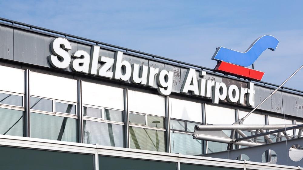 Letiště Salzburg (SZG) | © Marcel Van Den Bos - Dreamstime.com