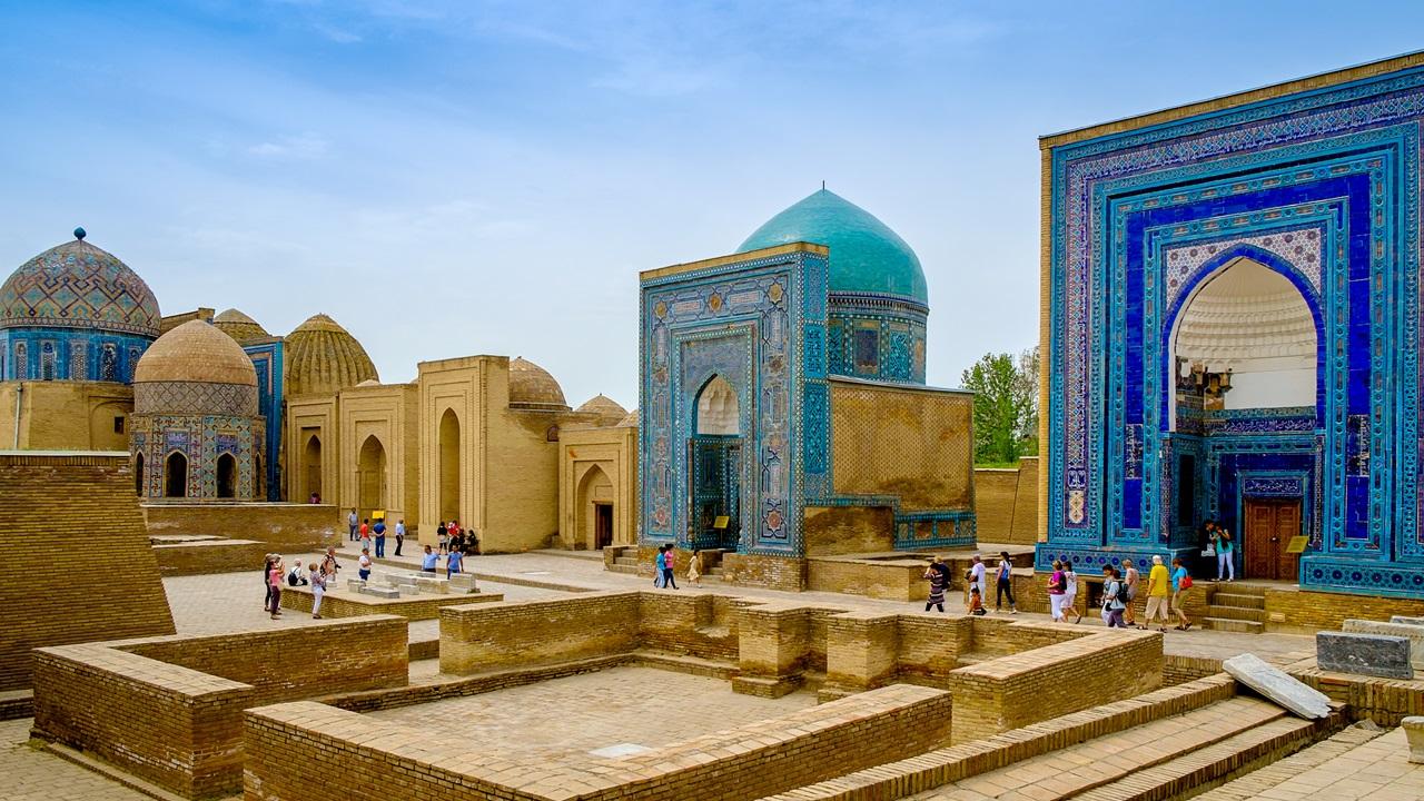 Letiště Samarkand (SKD) | © Evgeniy Agarkov | Dreamstime.com