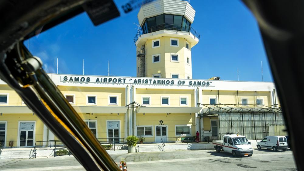 Letiště Samos (SMI) | © Epastor16 - Dreamstime.com