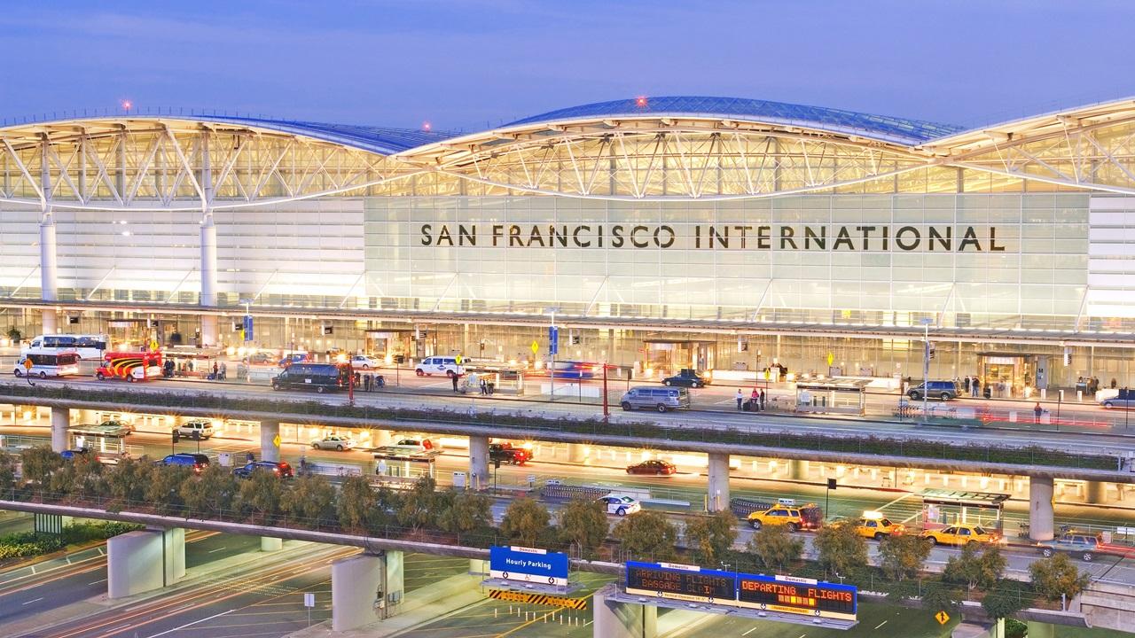 Letiště San Francisco (SFO) | © Jack Yaco | Dreamstime.com