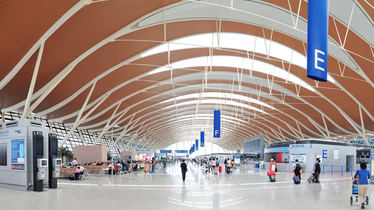 Letiště Šanghaj Pudong (PVG) | © Songquan Deng | Dreamstime.com