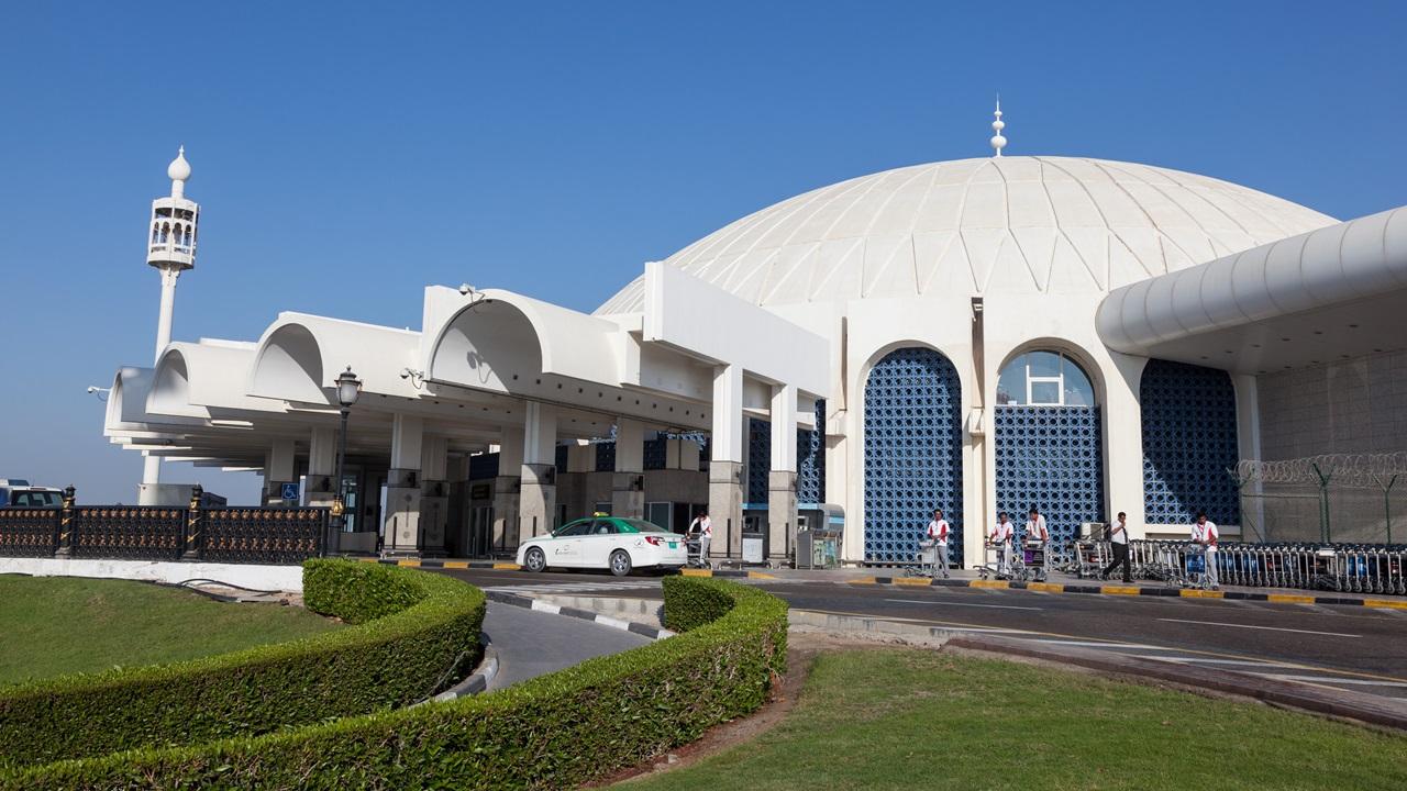 Letiště Sharjah (SHJ)   © Typhoonski   Dreamstime.com