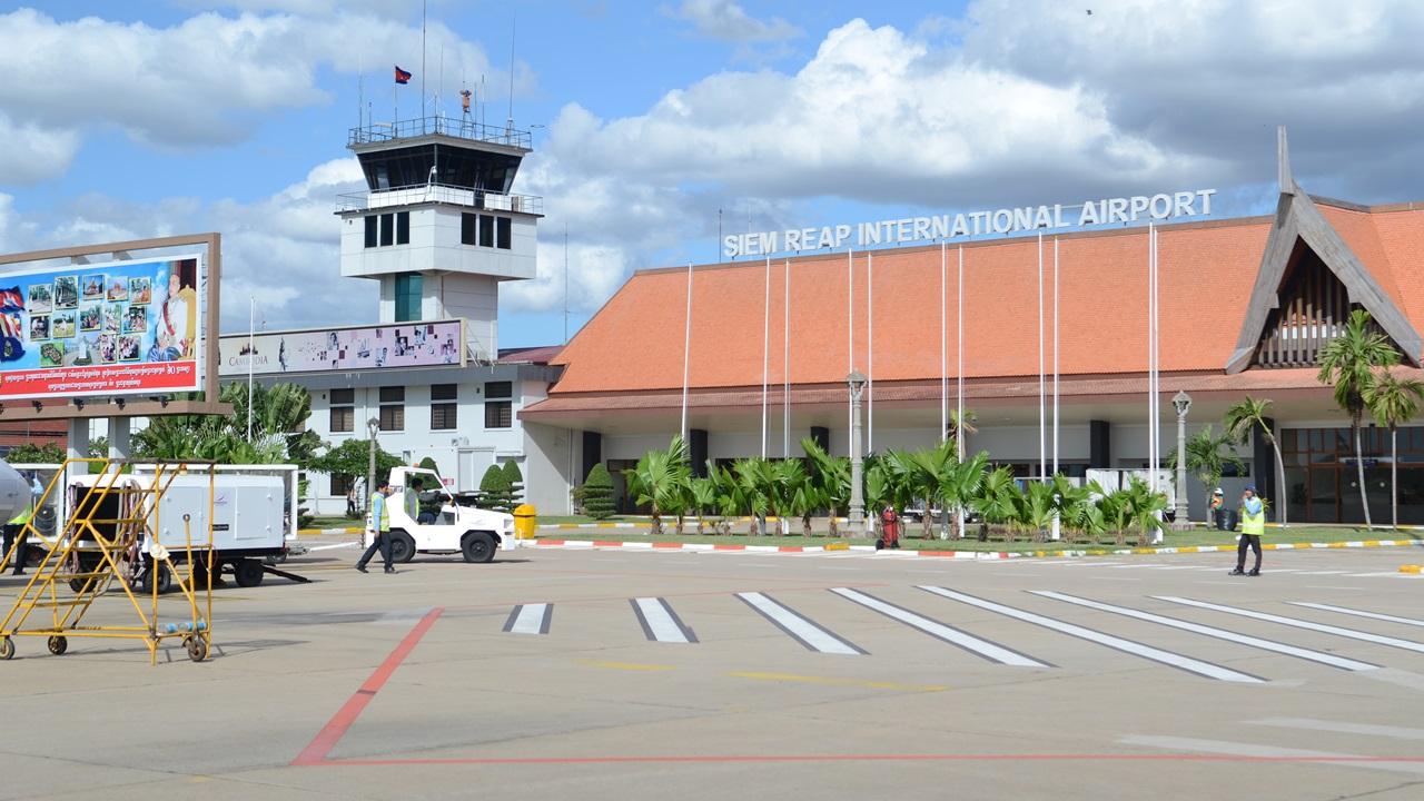 Letiště Siem Reap (REP) | © Noamfein | Dreamstime.com