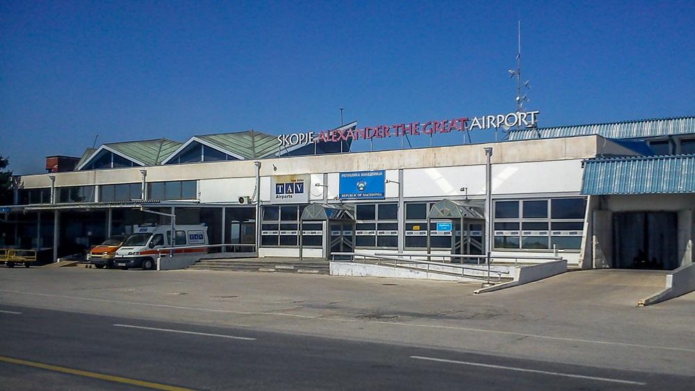 Letiště Skopje (SKP) | © Giuseppe De Filippo - Dreamstime.com