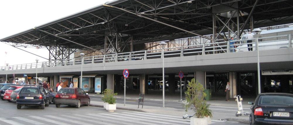 Letiště Soluň (SKG) | © jwalsh - Flickr.com
