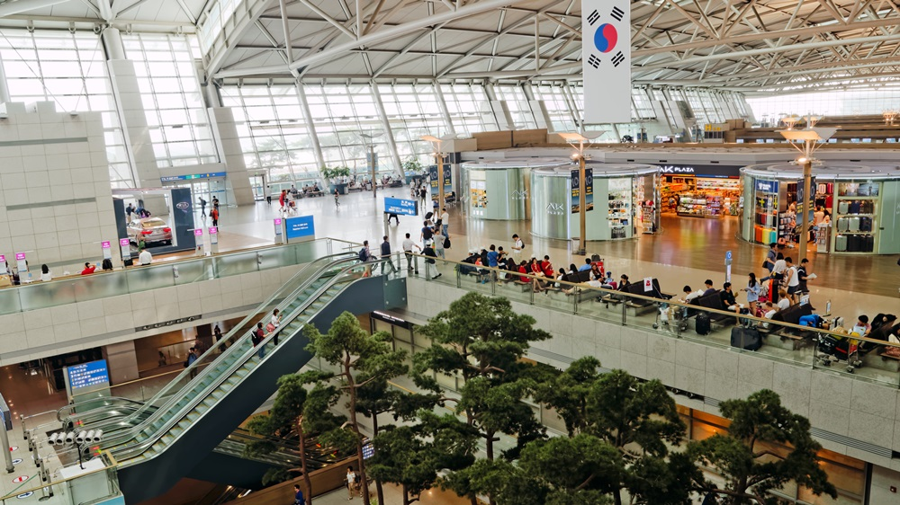 Letiště Soul Incheon (ICN)   © Goncharov2006   Dreamstime.com