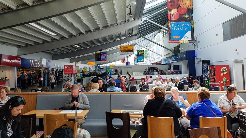 Letiště Southampton (SOU) | © Richair - Dreamstime.com