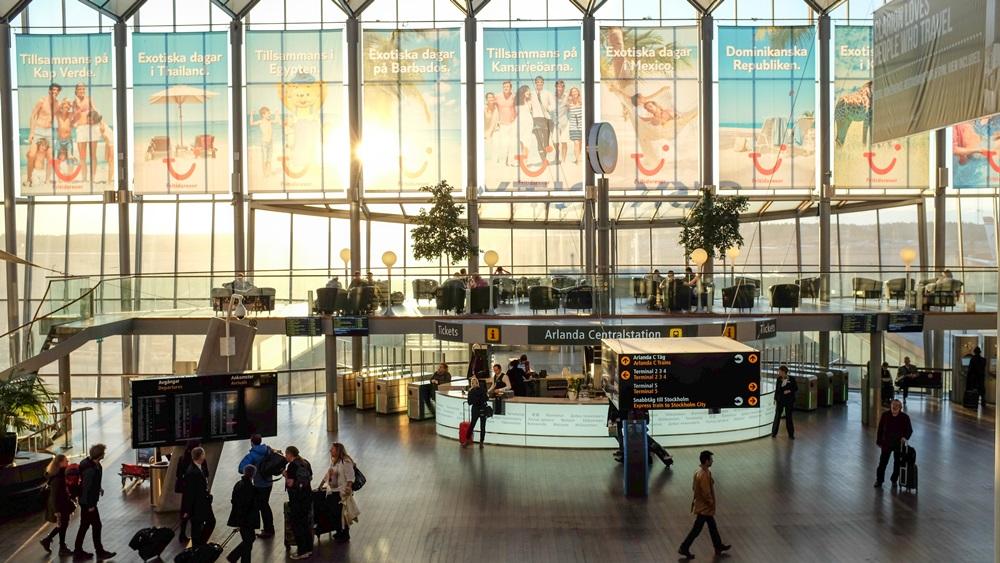 Letiště Stockholm Arlanda (ARN) | © Rolf52 - Dreamstime.com