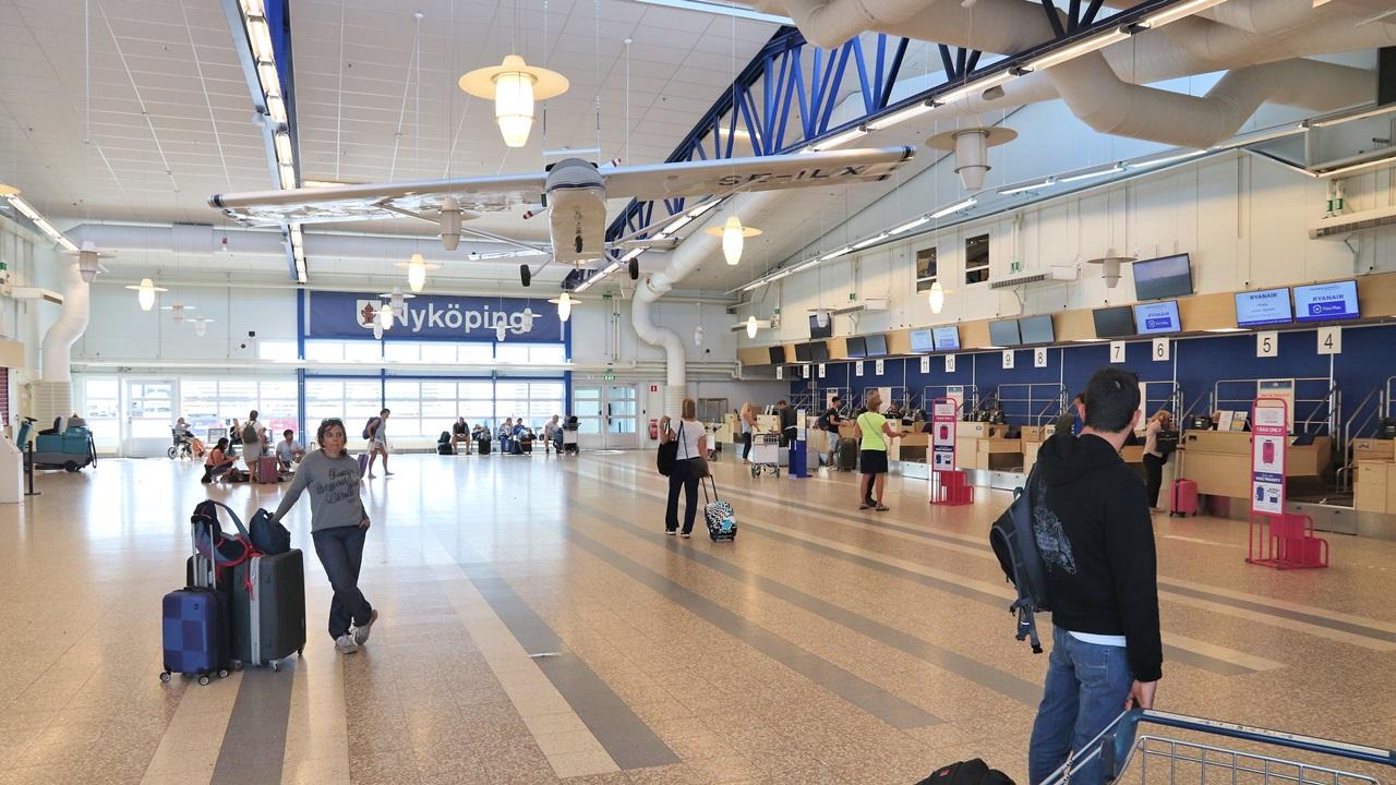 Letiště Stockholm Skavsta (NYO) | © Tupungato | Dreamstime.com