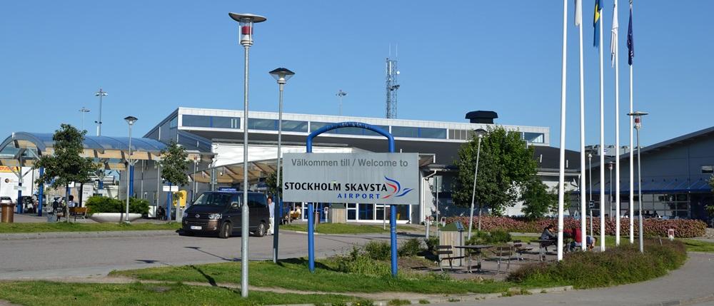 Letiště Stockholm Skavsta | © Cha già José / Flickr.com