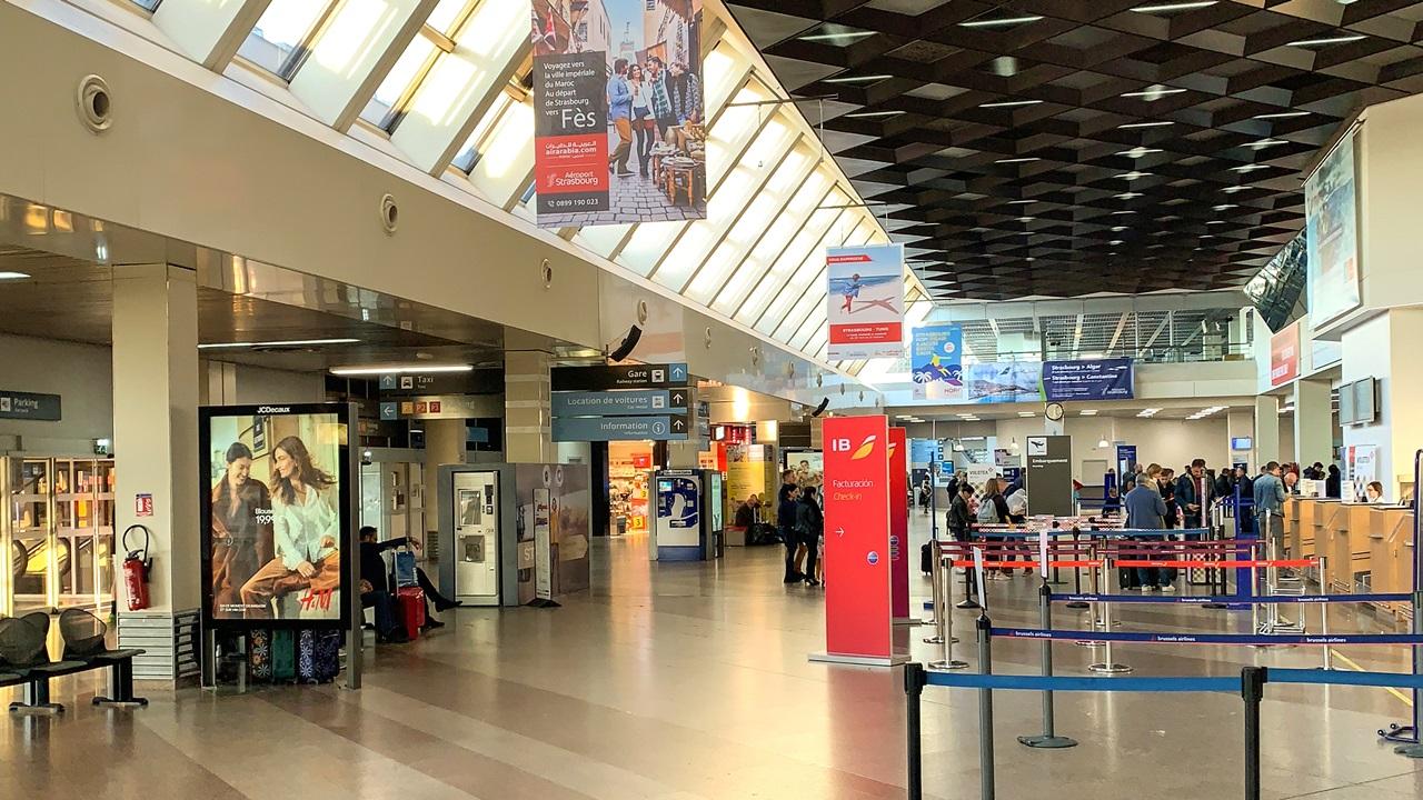 Letiště Štrasburk (SXB) | © Ifeelstock | Dreamstime.com