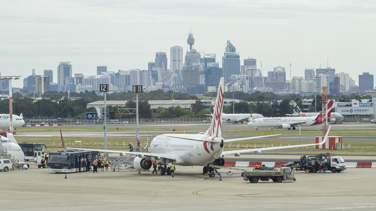 Letiště Sydney (SYD) | © Ymgerman | Dreamstime.com